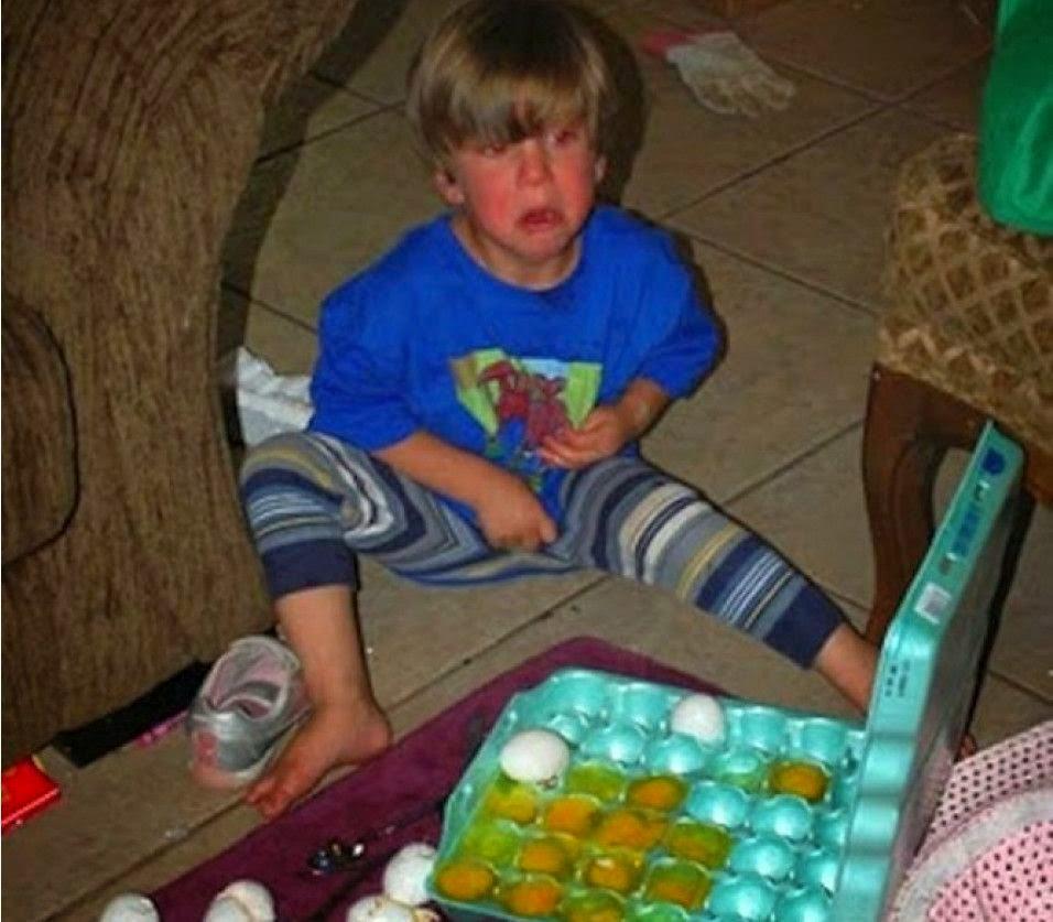 Όταν τα παιδιά ξεφεύγουν της προσοχής μας στο σπίτι (pics) 6