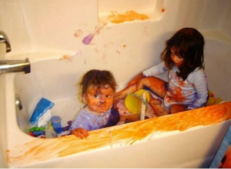 Όταν τα παιδιά ξεφεύγουν της προσοχής μας στο σπίτι (pics) 8